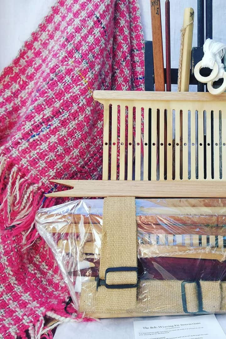 Get your Byron Bay  made Weaving kit