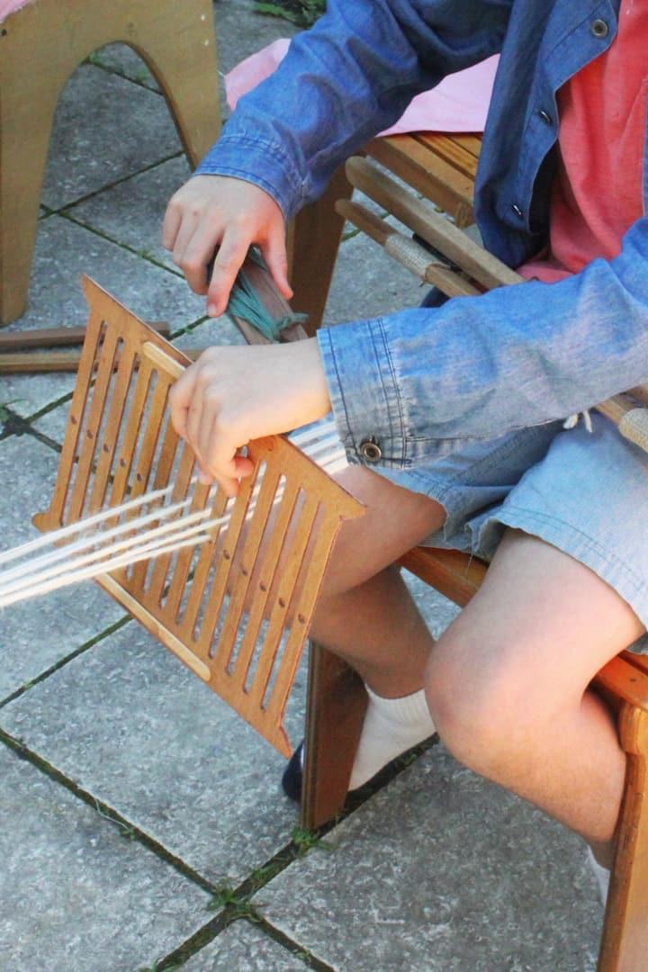 Learn easy weaving
