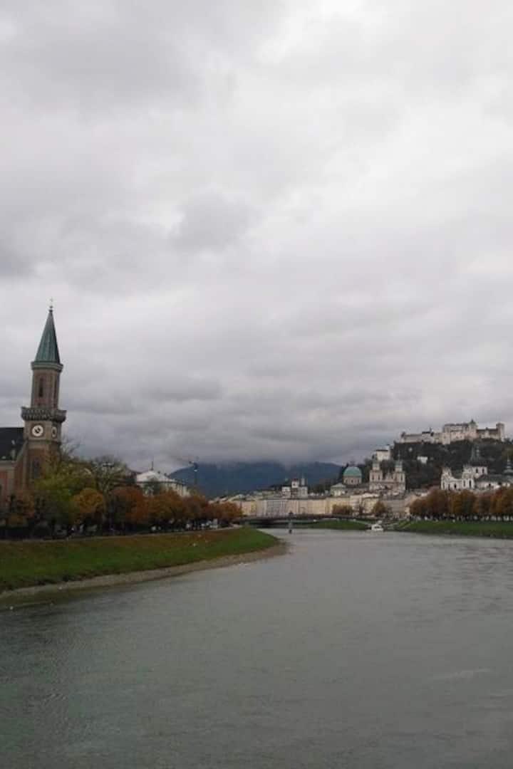 Beautiful Salzburg
