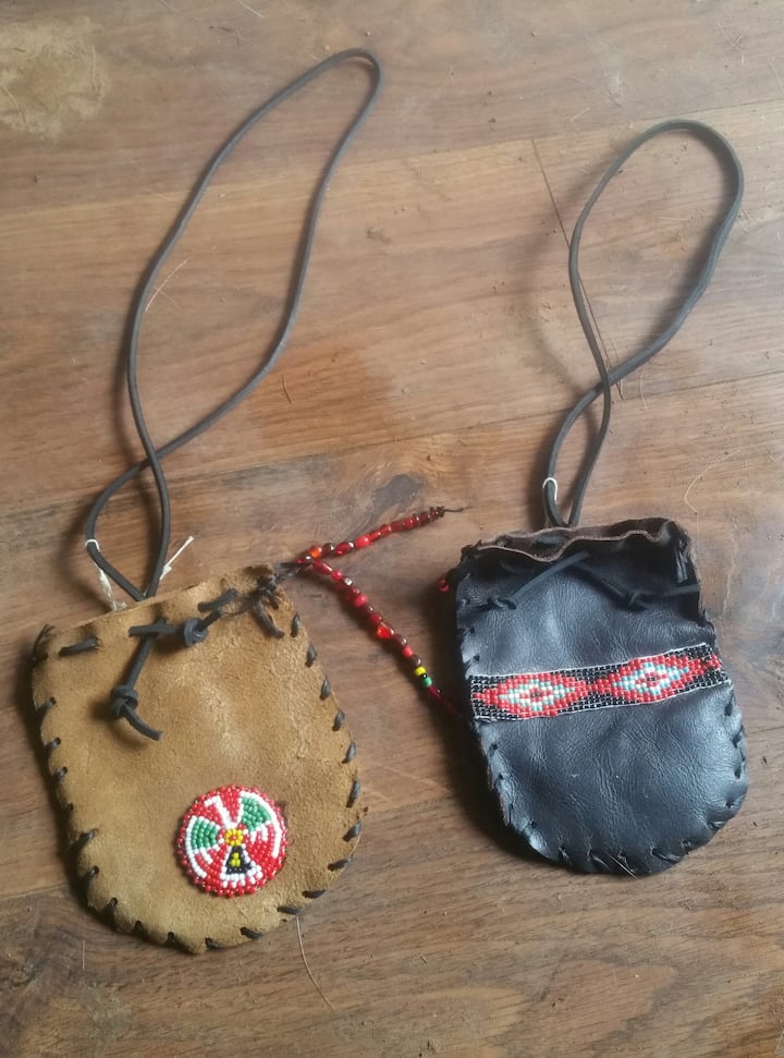 MEDICINE BAGS FOR YOUNGSTERS