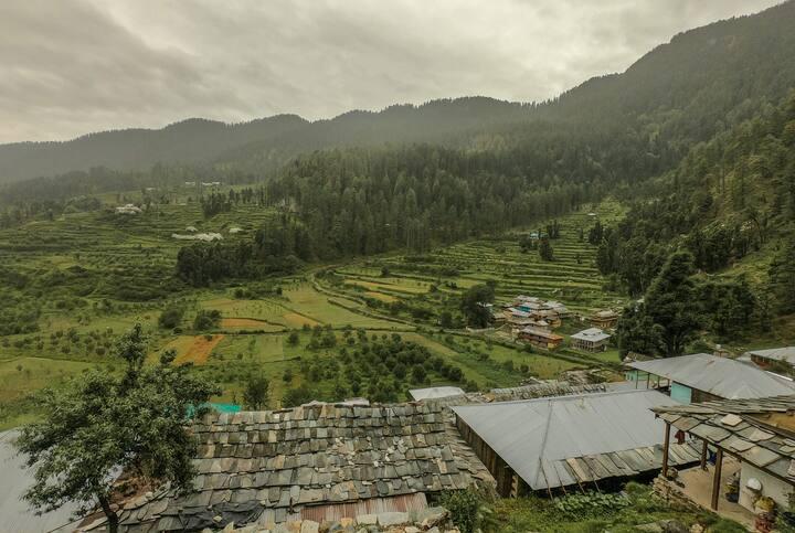 Diyaugi Village