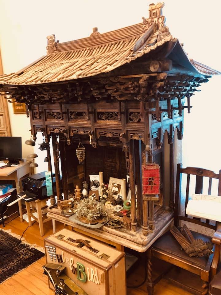 15th Century Shrine
