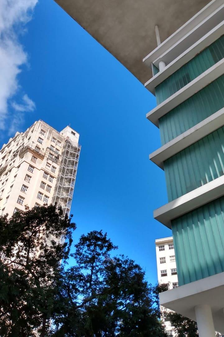 Museu de Arte do Rio e Edifício A Noite