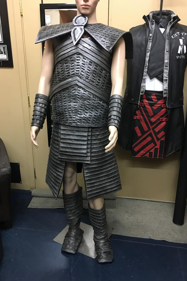 The Night King Costume made for SaturdayNightLive