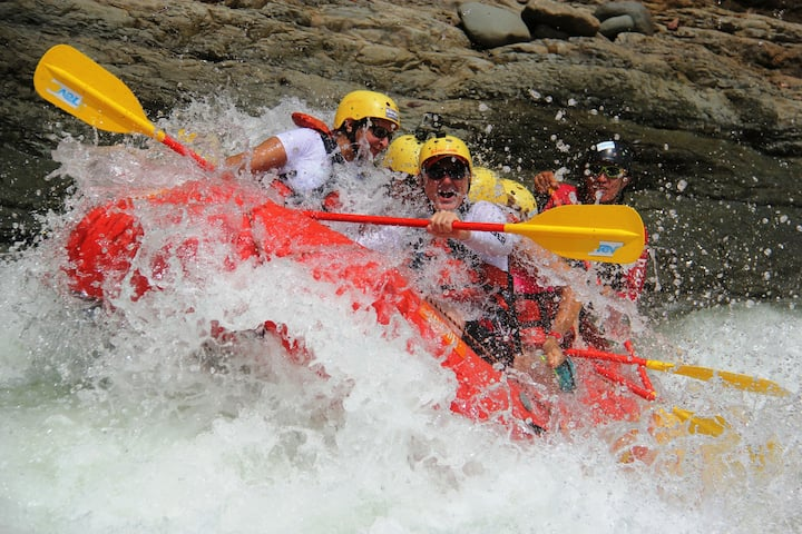 Savegre River , Amazing Fun !!!