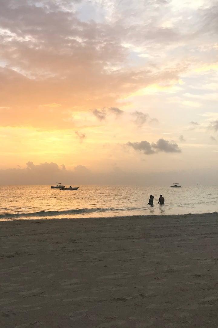 Negril's Famous Sunset