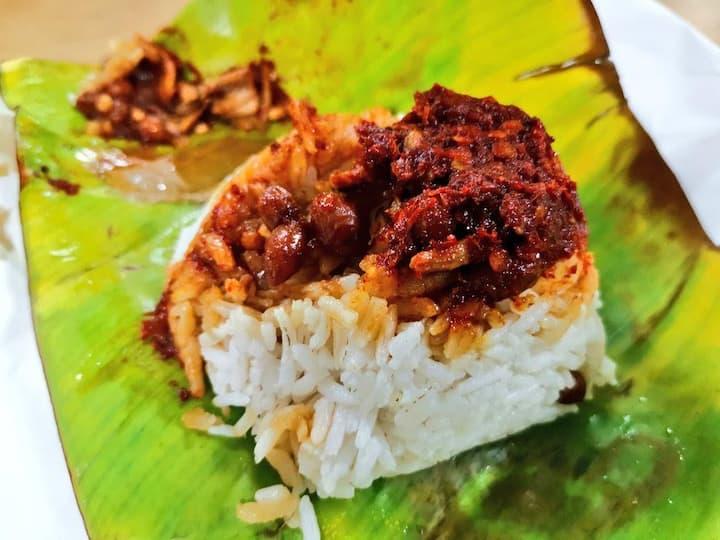 Nasi lemak in profile
