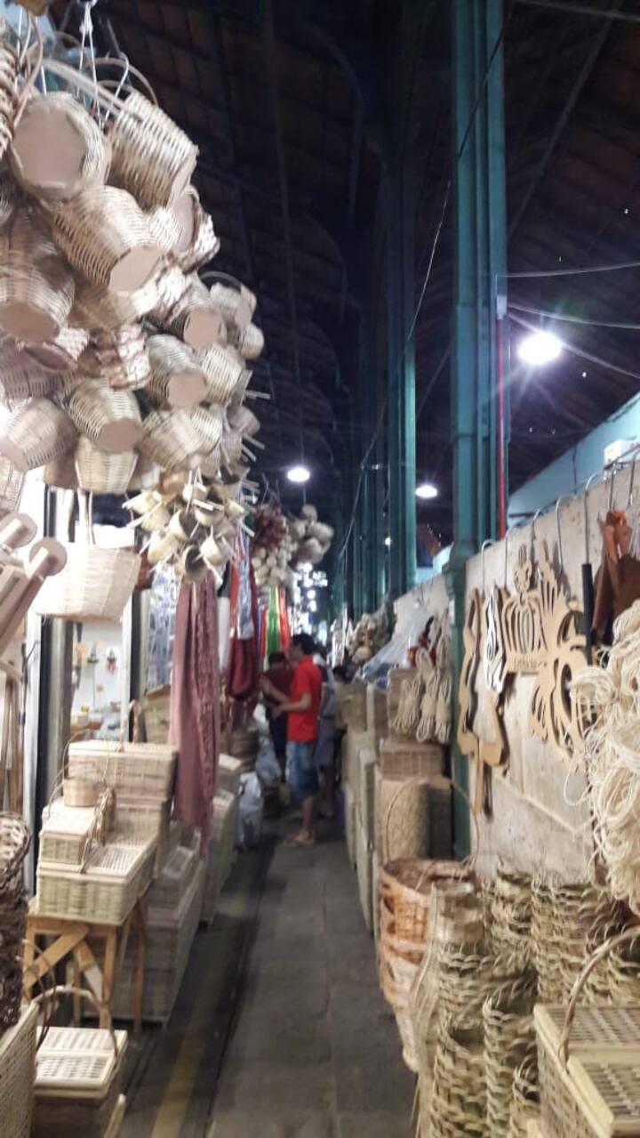 Becos do Mercado de São José