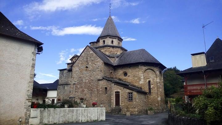 L'église de l'Hôpital Saint Blaise