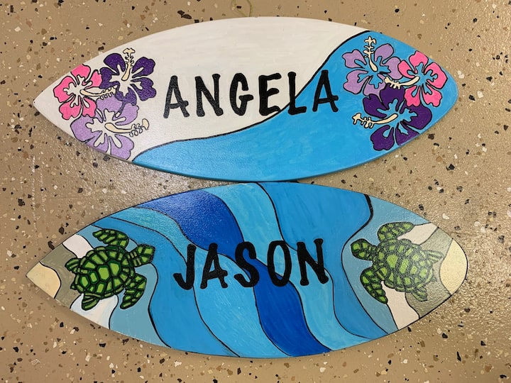 Personalized boards