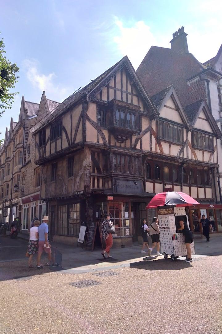 rare tudor building