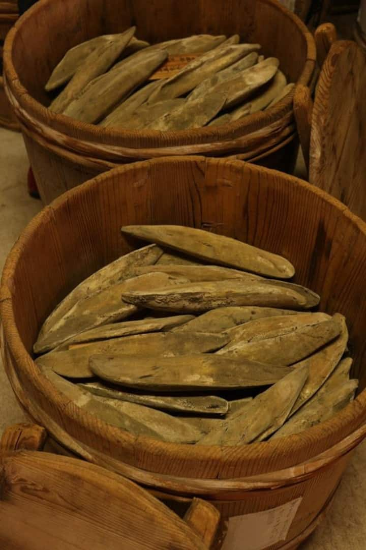 Fermented Dried Bonito