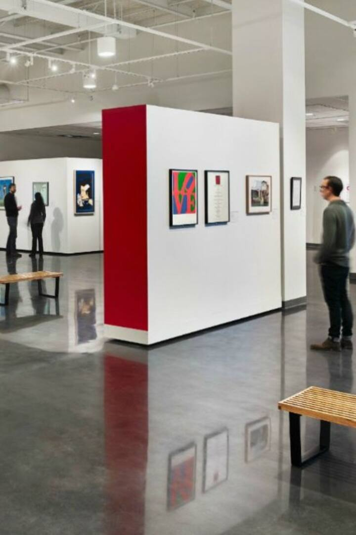 SAM Main Gallery