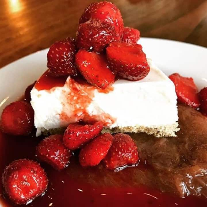 Home made gluten-free desserts