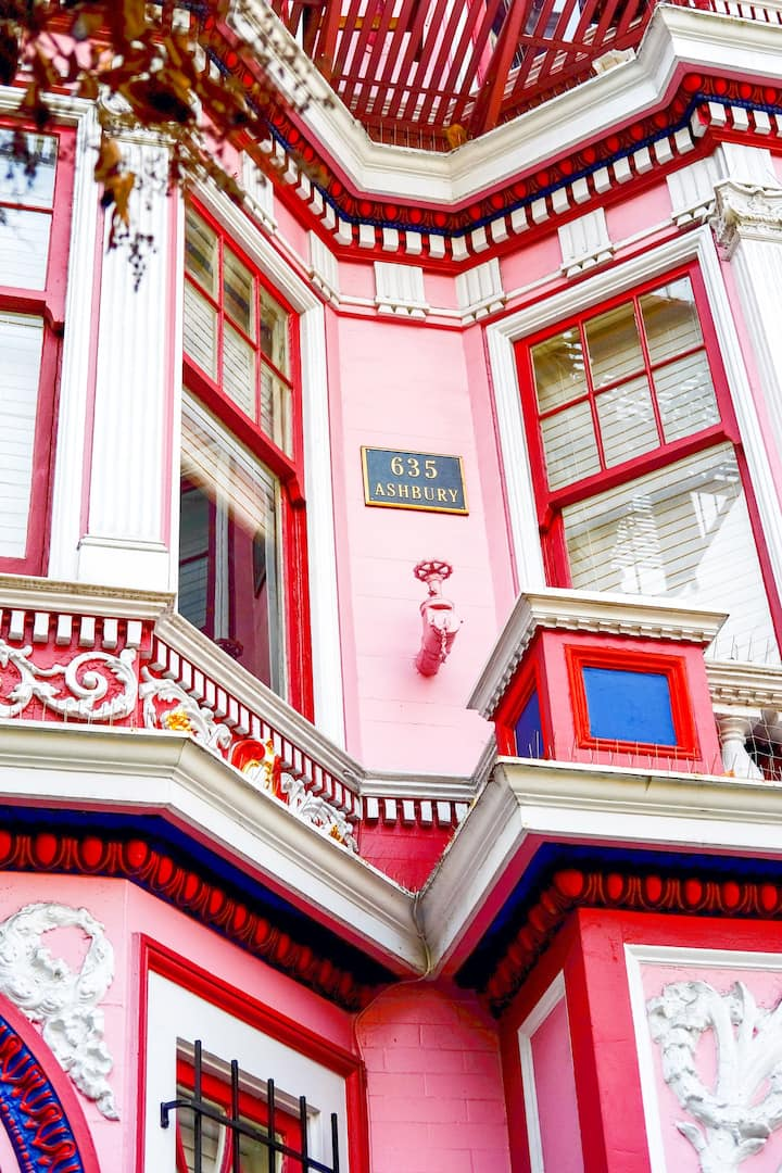 Janis Joplins House