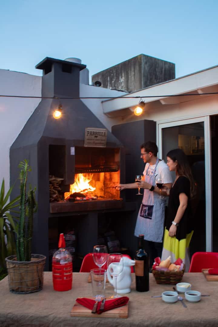 Asado - barbecue