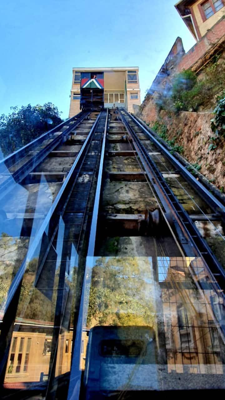 Funicular Reina Victoria