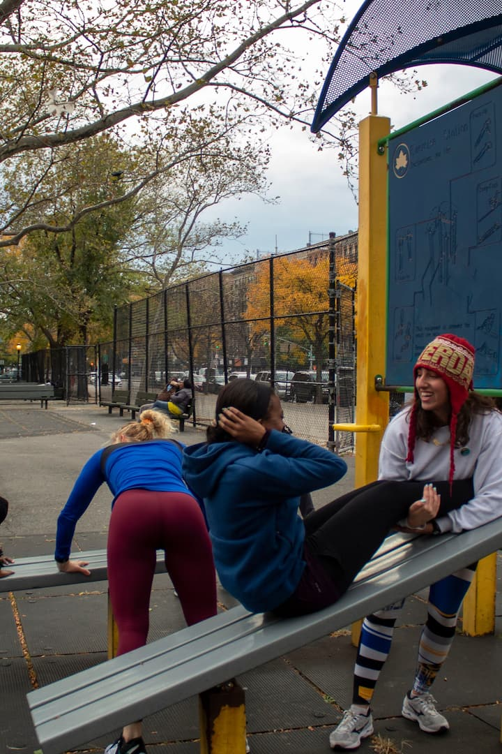 New York's hidden fitness gems!