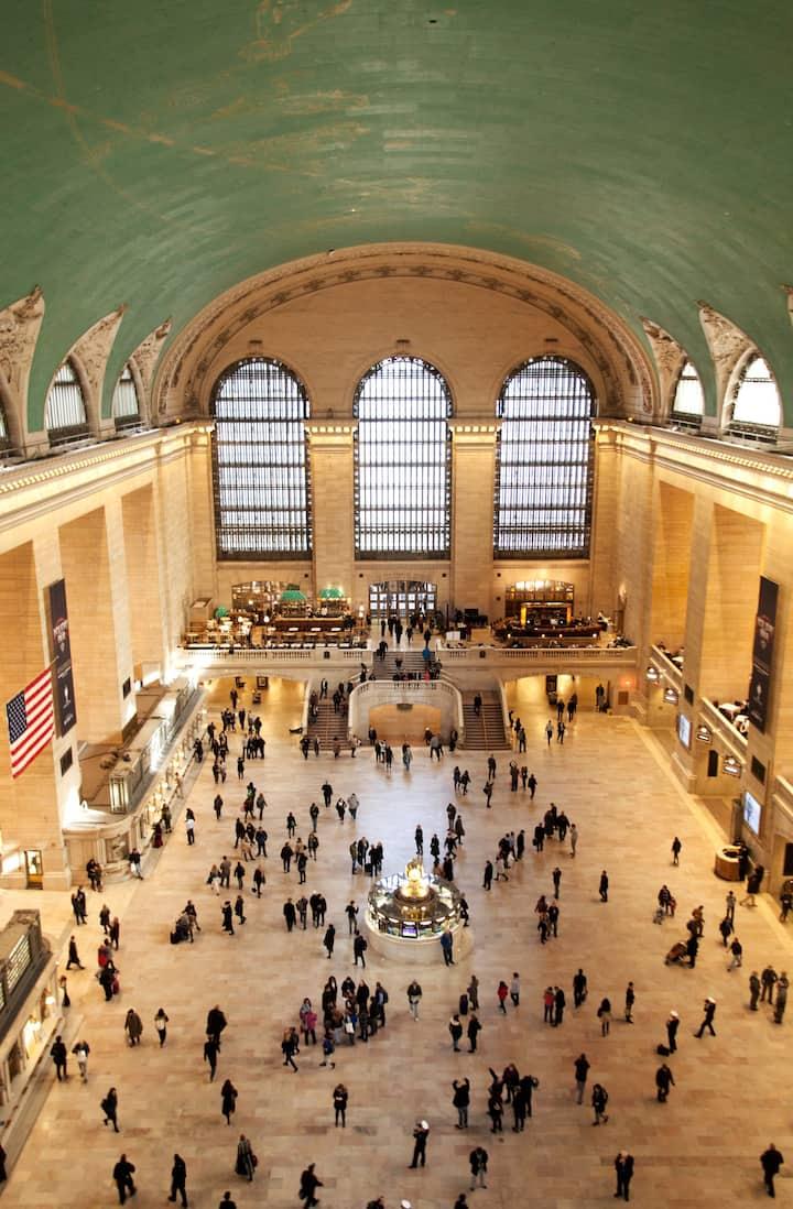 Grand Central main atrium