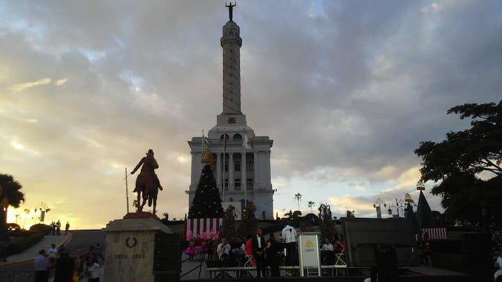 Inauguration of Christmas Lights!