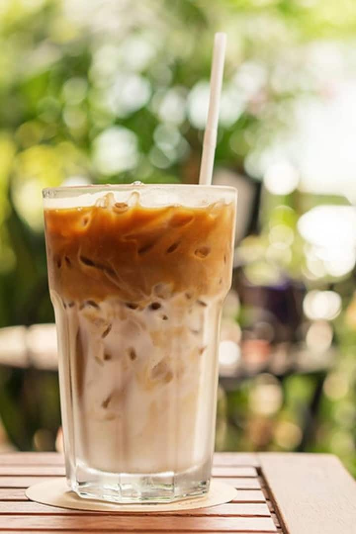 Ice Coffee Milk or Latte