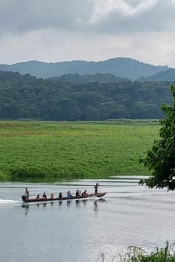 Chagres National Park and River