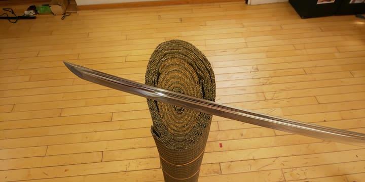 Nimaimaki (two full tatami mats roll)