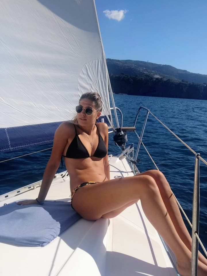 ...a relax sailing