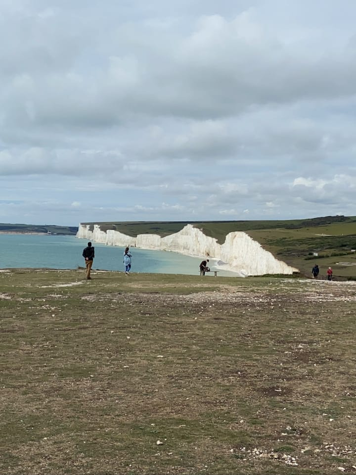 Down to Birling Gap