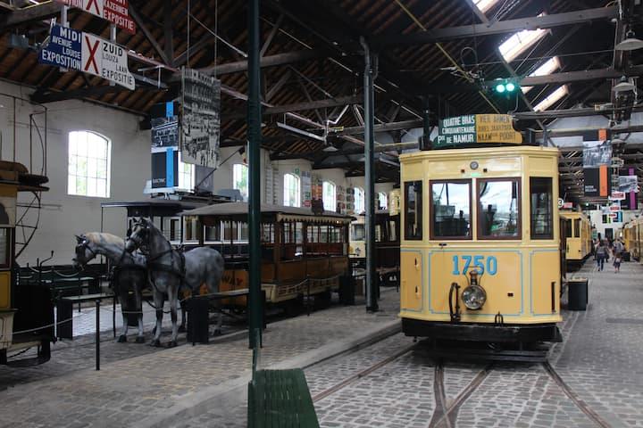 Horses Tram