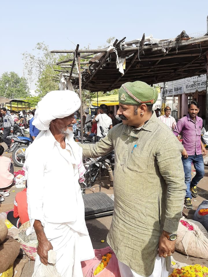 Interaction with locals