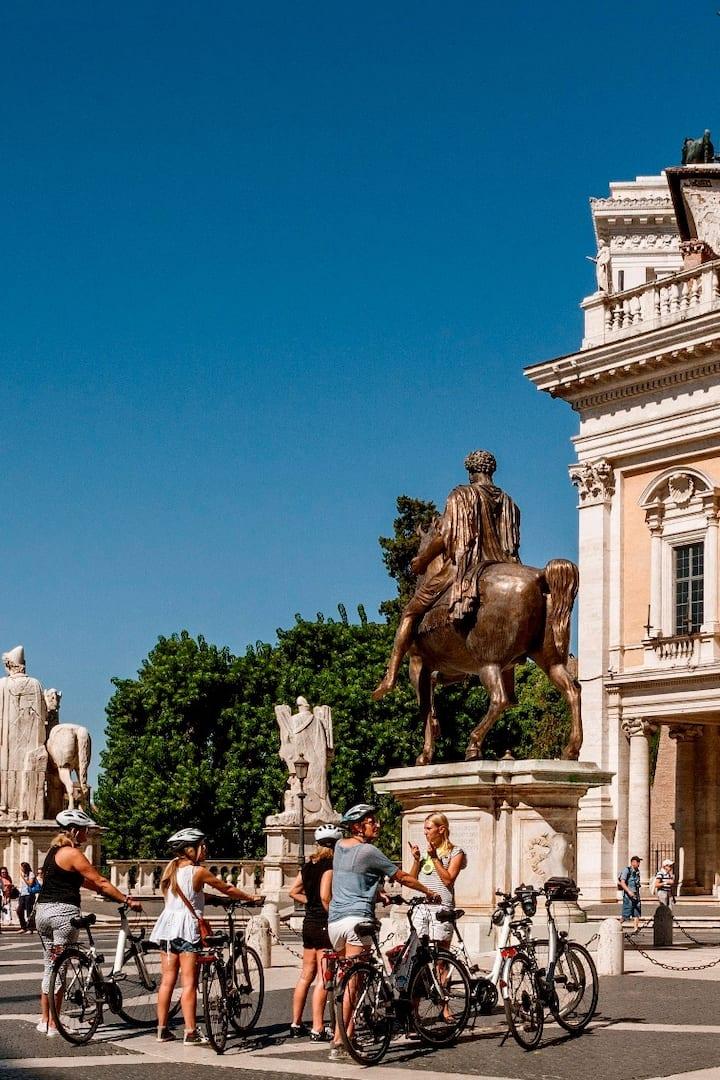 The Campidoglio Square