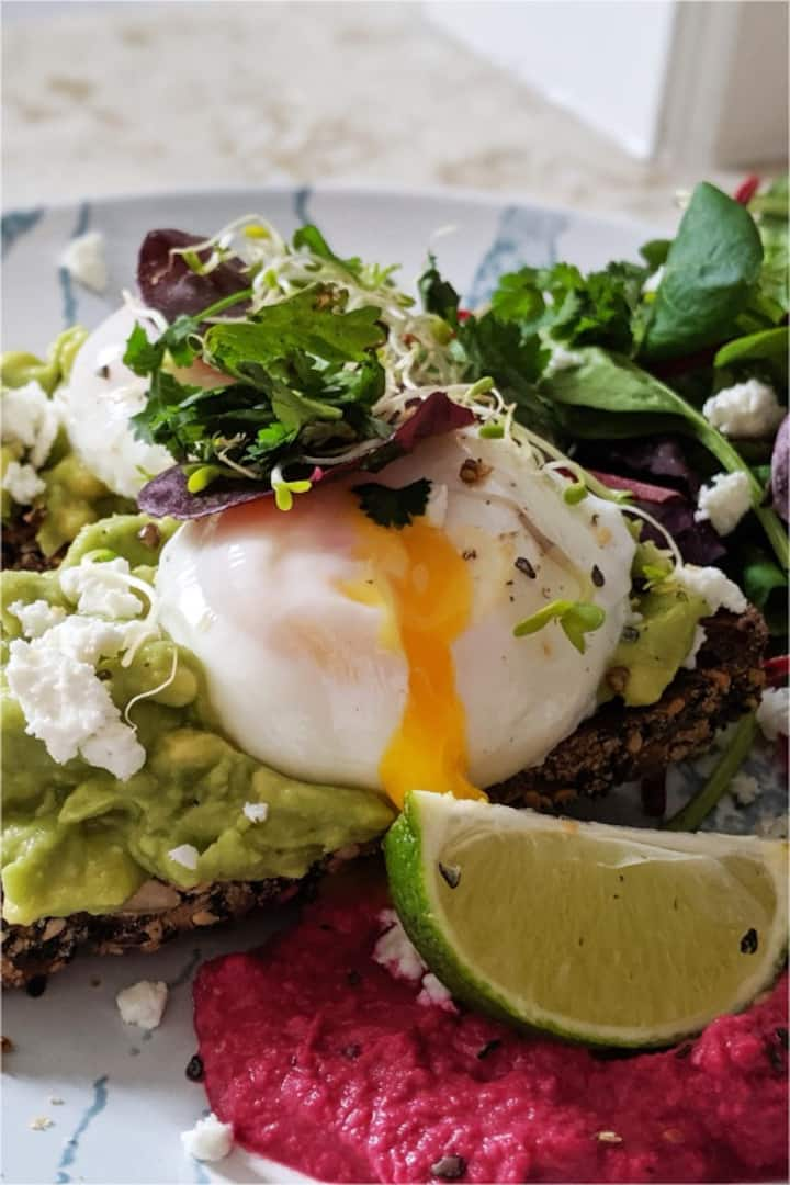 Cook perfect poached eggs