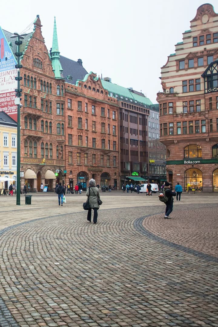 Stortorget - The City Square
