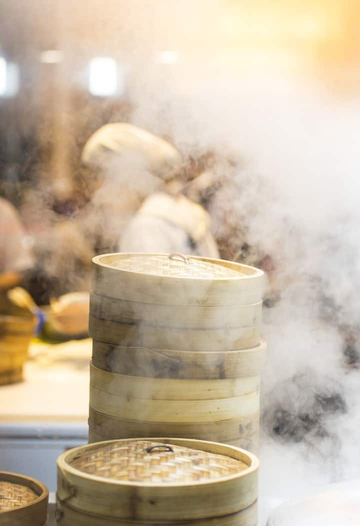 Try some of the best dim sum in the city