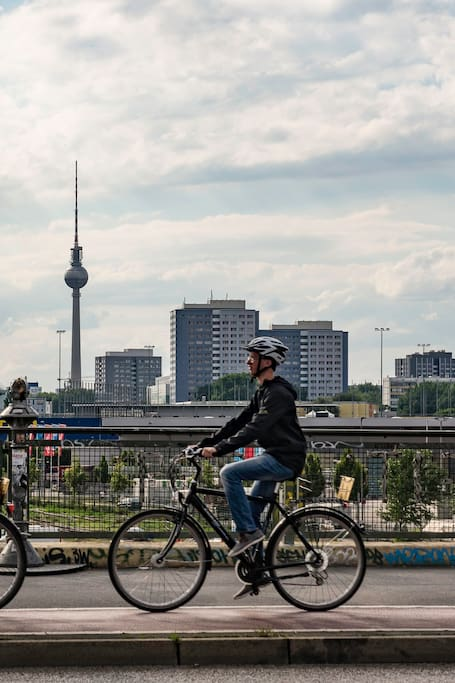 Alternative/Kreuzberg Berlin Bike Tour