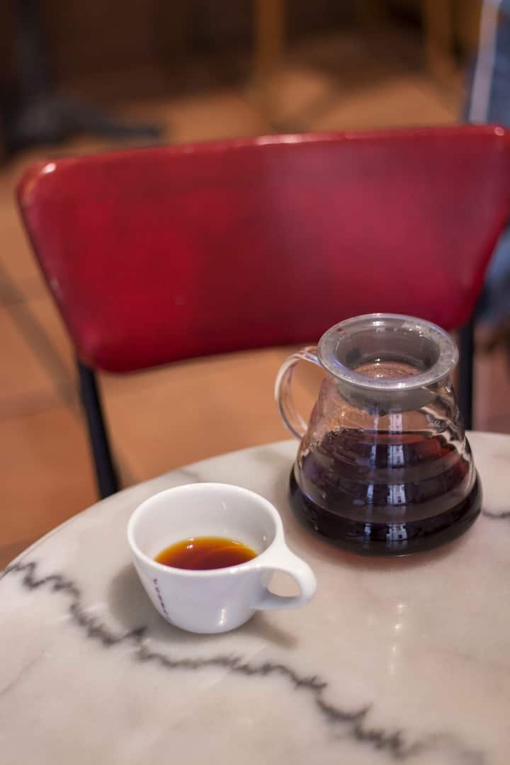 Have you tried V60 coffee?