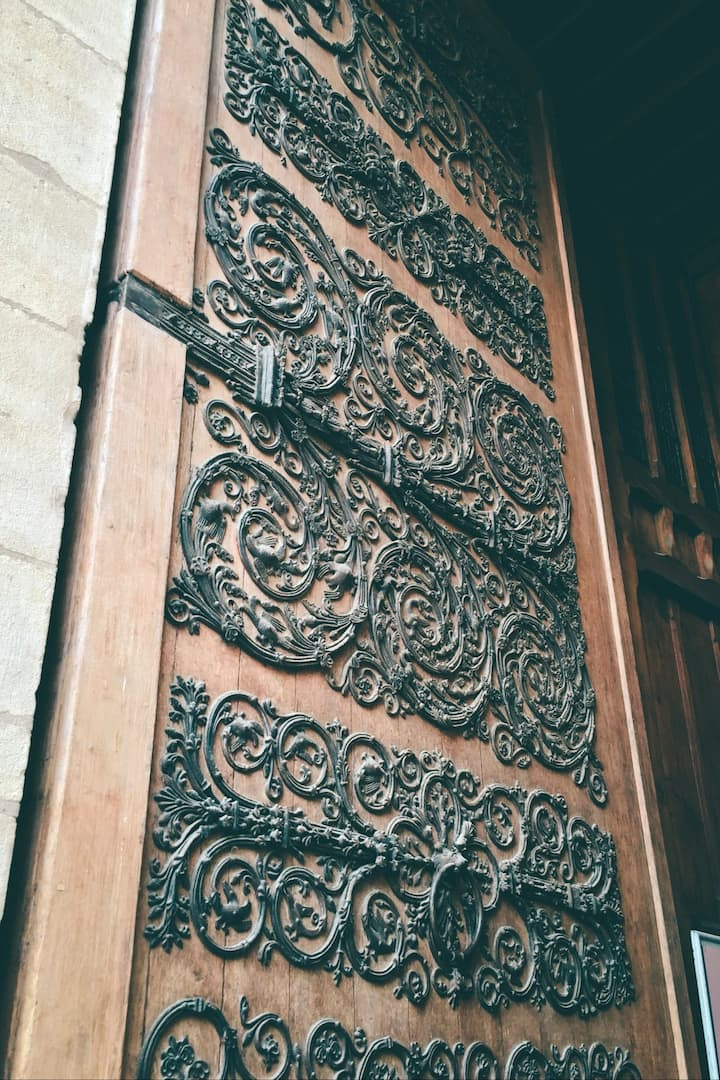 Discover the Demon Doors of Notre Dame