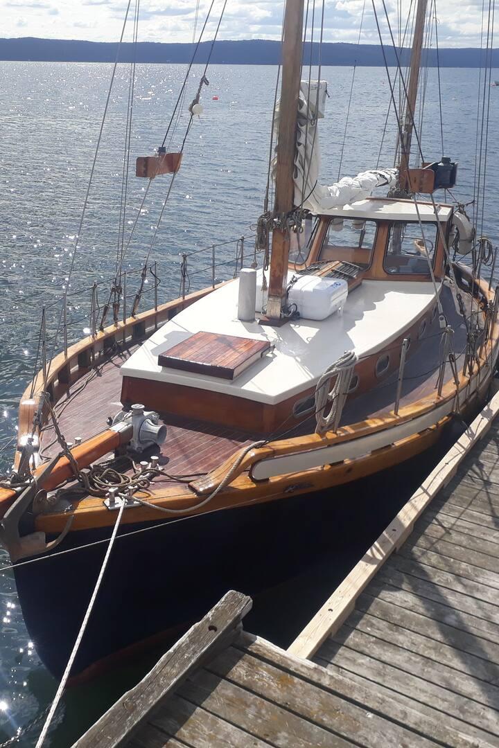 """Welcome onboard """"Poseidon""""!"""