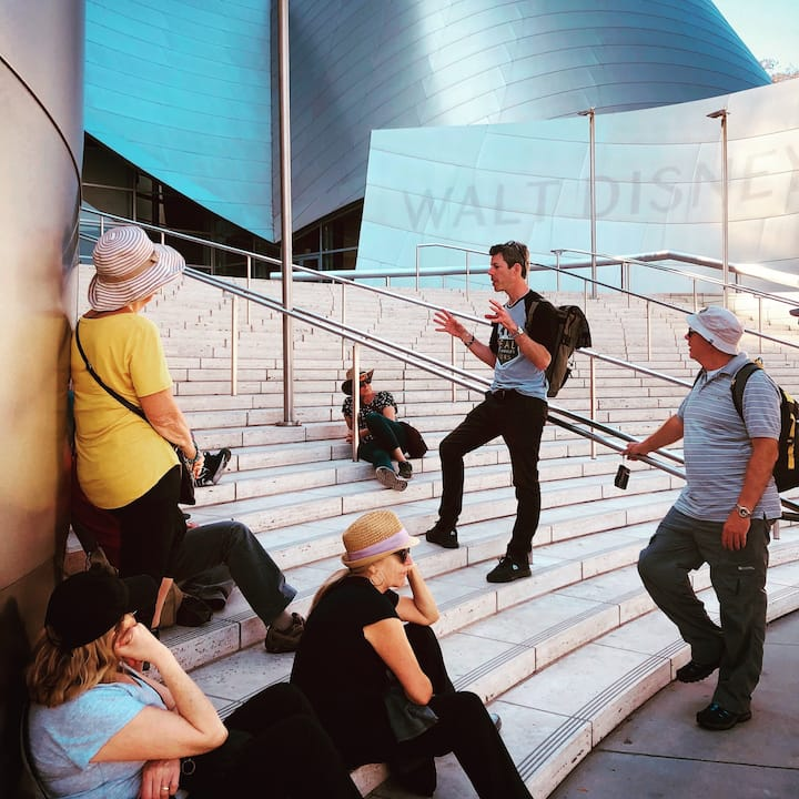 Walt Disney Concert Hall & Music Center