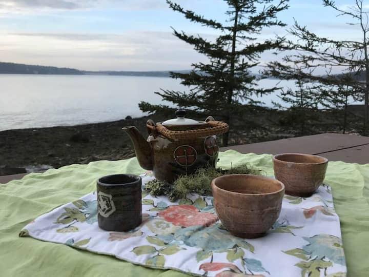 Pine Tea Ceremony Frazer Point Picnic