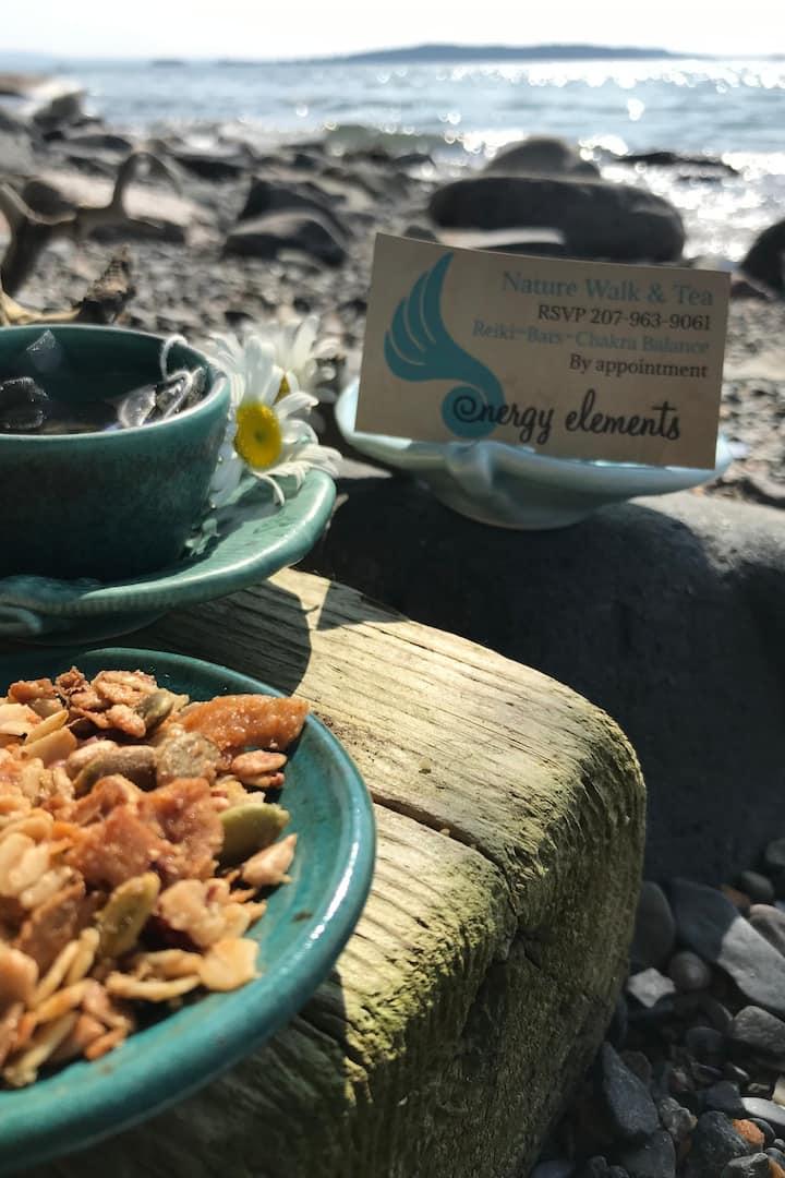 Taft Point~Tea Ceremony @ Jones Cove