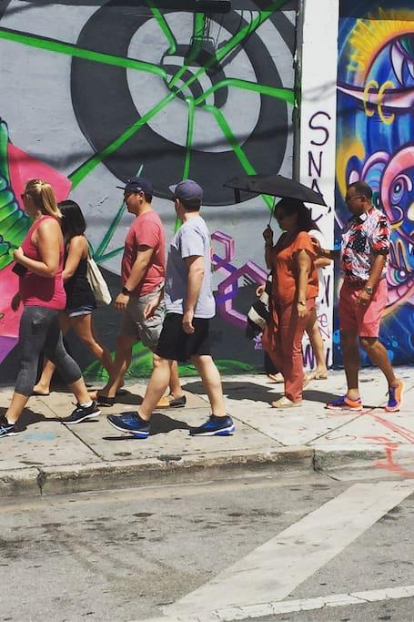 Insider Wynwood Street Art/Gallery Tour