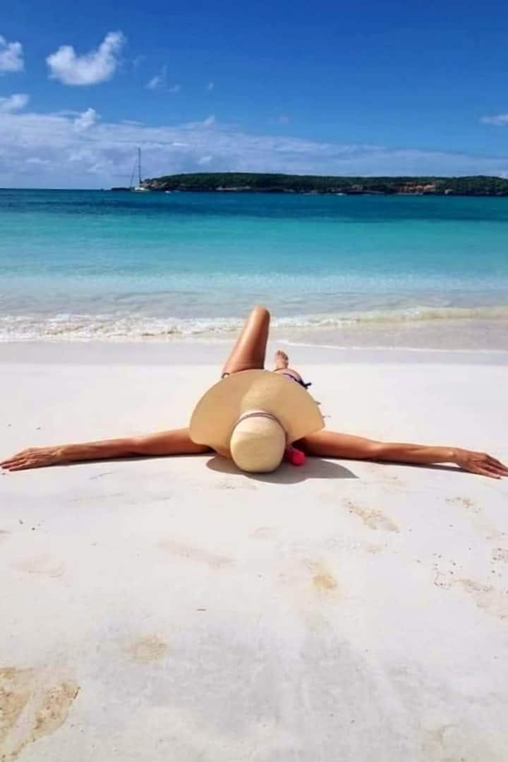 Relax @ Sun Bay Beach