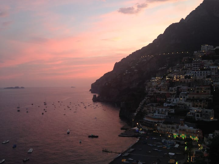 The best Amalfi Coast View
