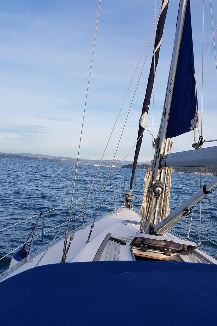 Sailing Adriatic Izola