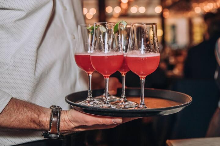 CO spirit cocktail