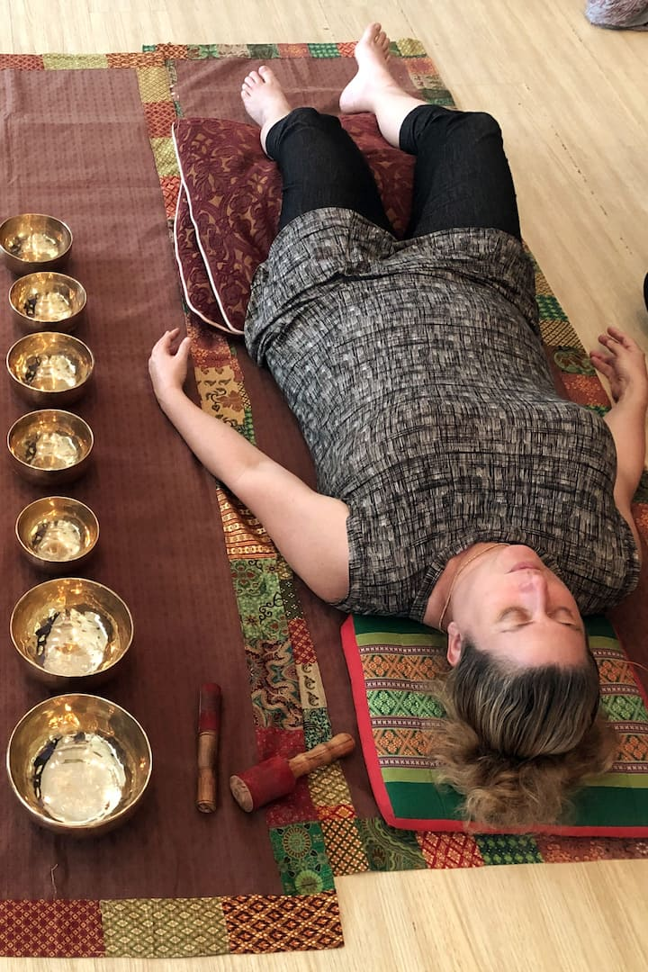 Guided Yoga Nidra before Sound Healing