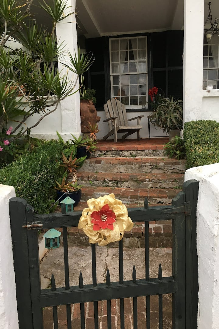 Open house of old Bermuda homes