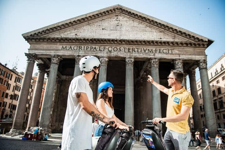 Infront of Pantheon
